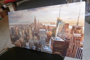 """Картина на холсте """"Нью-Йорк"""" 60х30см"""