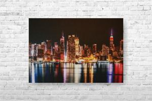 """Картина на холсте """"Нью-Йорк """" 60х40см"""
