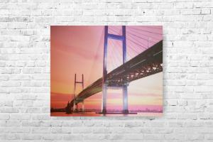 "Картина на холсте ""Мост"" 50смх40см"