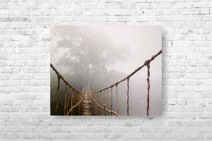 """Картина на холсте """"Мост"""" 57х45см"""