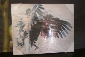 """Картина на холсте """"Орел"""" 60х47см"""