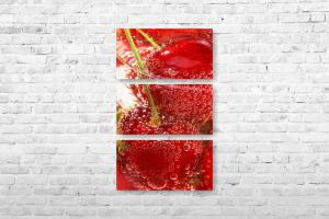 """Картина на холсте """"Вишня"""" 60х90см"""