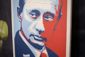 """Картина на холсте """"Власть"""" 40х62см"""