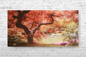 "Картина на холсте ""Дерево"" 55х30см"