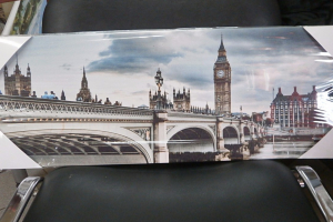 "Картина на холсте ""Лондон"" 70х25см"