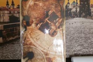 """Картина на холсте """"Бинокль"""" 30х50см"""