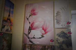 "Картина на холсте ""Магнолия"" 70х100см"