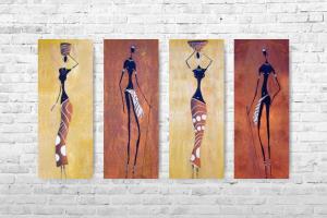 """Картина на холсте """"Африка"""" 80х50см"""